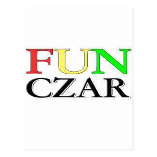 Fun Czar Postcard
