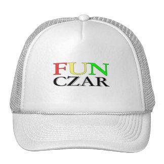 Fun Czar Trucker Hat