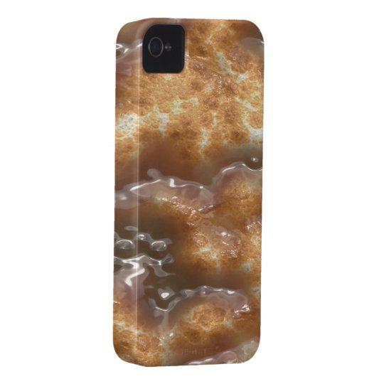 Fun, Decadent Caramel Pudding-look iPhone Case