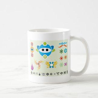 Fun Dingbats main design Coffee Mug