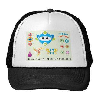 Fun Dingbats main design Trucker Hat