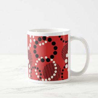 Fun Dots Tomato Mug
