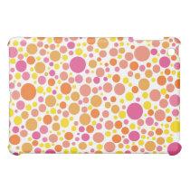 fun dotty cute pern casing iPad mini covers