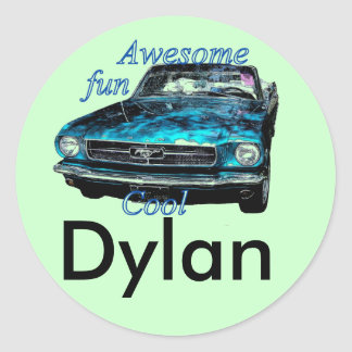 fun Dylan Stickers