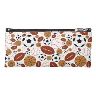 Fun Dynamic Sports Balls Pencil Case