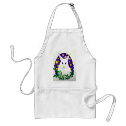Fun Easter Bunny Rabbit Apron to Cook In!