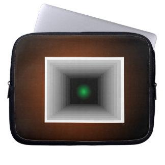 Fun Electronics Case Optical Illusion CricketDiane Computer Sleeves