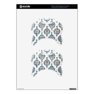 fun elegant design xbox 360 controller skin