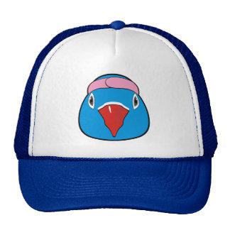 Fun facial trucker hat
