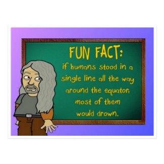 fun fact: