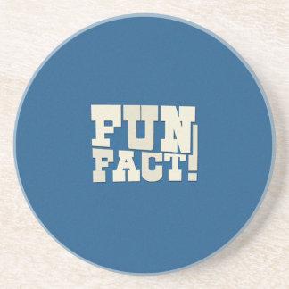 Fun Fact! Coaster