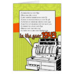 Fun Facts Birthday – Cost of Living in 1943 Greeting Card