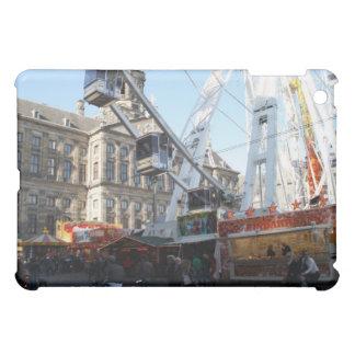 Fun fair in Amsterdam iPad Mini Case