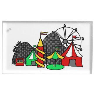Fun Fair Place Card Holder