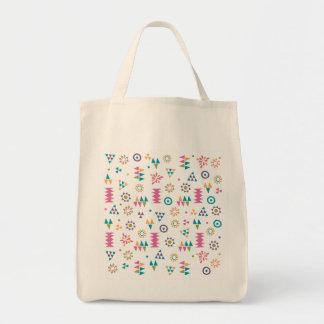 Fun Fair Shopper Grocery Tote Bag