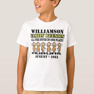 Fun Family Reunion Peanuts  Shirt