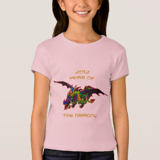 Fun Fierce Flying Dragon T-Shirt
