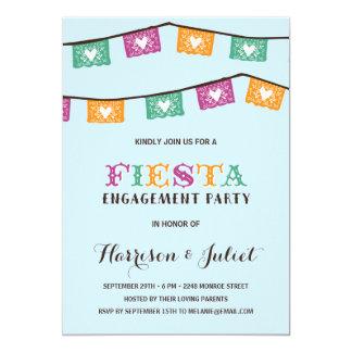 Fun Fiesta | Engagement Party Card