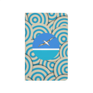 Fun Filled, Round flag of Midway Islands Journal