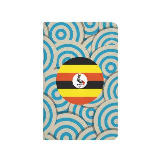 Fun Filled, Round flag of Uganda Journal