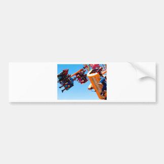 Fun Filled Sky Bumper Sticker