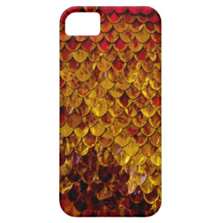 Fun Fish Scale Pattern iPhone SE/5/5s Case