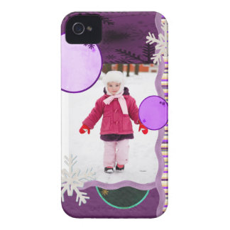Fun Flakes iPhone 4 Cover
