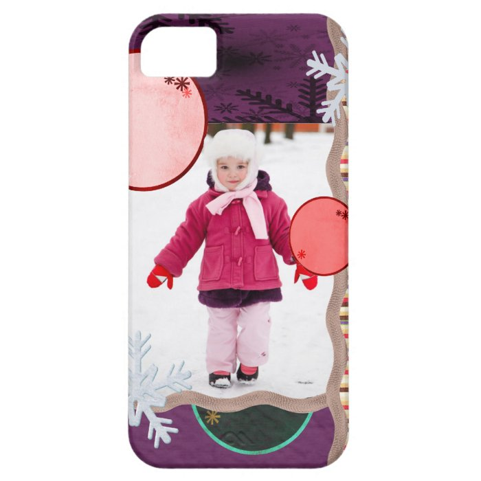 Fun Flakes iPhone SE/5/5s Case