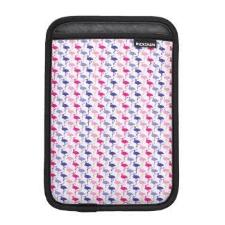 Fun Flamingo Pattern Sleeve For iPad Mini