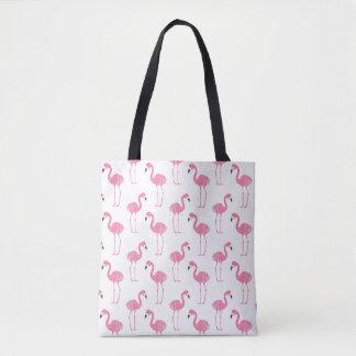 Fun Flamingo Tote Bag