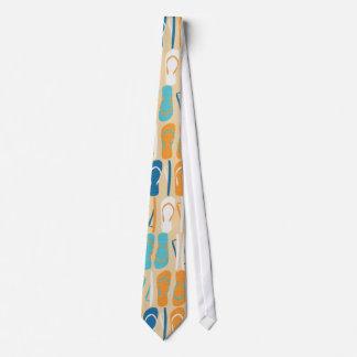 Fun Flip Flops Neck Tie