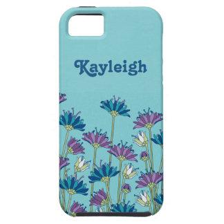 Fun Flowers iPhone5 case