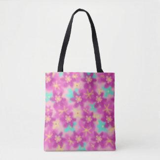 Fun Flowers Tote Bag