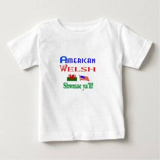 Fun for all those with Welsh pride! Baby T-Shirt