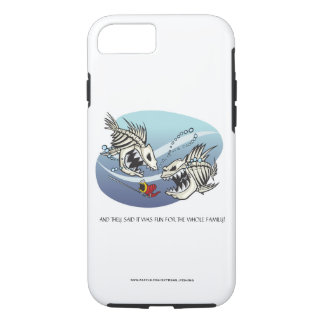 FUN FOR THE WHOLE FAMILY iPhone 7 CASE