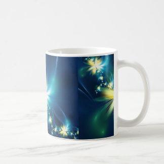 Fun Fractal Flower Mug