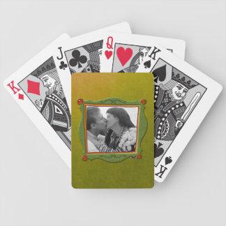 Fun Frames Bicycle Playing Cards