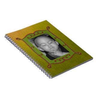 Fun Frames Notebook