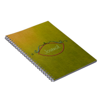 Fun Frames Spiral Notebook