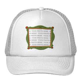 Fun Frames Trucker Hat