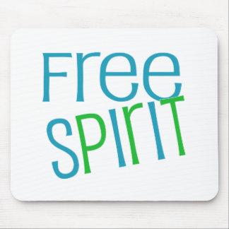 "Fun ""Free Spirit"" Gifta and apparel Mousepad"