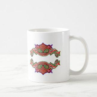 Fun Frog Dance - Alien Monsters by Navin Coffee Mug