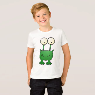 Fun Frog with HUGE Eyes T-Shirt for Kids!