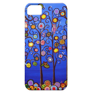 Fun Funky Owls iPhone5 Case iPhone 5 Cover