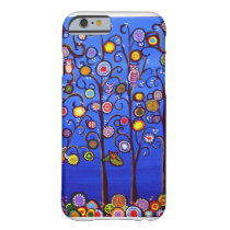 Fun Funky Owls iPhone 6 case