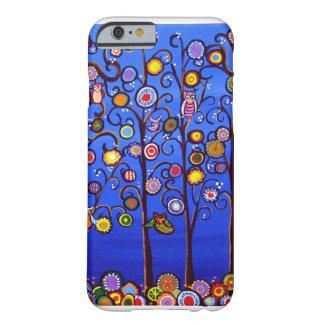 Fun Funky Owls iPhone 6 case