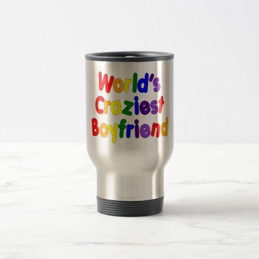 Fun Funny Boyfriends : World's Craziest Boyfriend Mugs