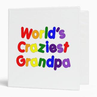 Fun Funny Grandfathers : World's Craziest Grandpa Binders