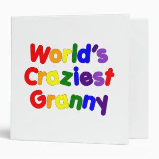 Fun Funny Grandmothers : World's Craziest Granny Binders
