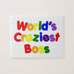 Fun Funny Humorous Bosses : World's Craziest Boss Puzzles